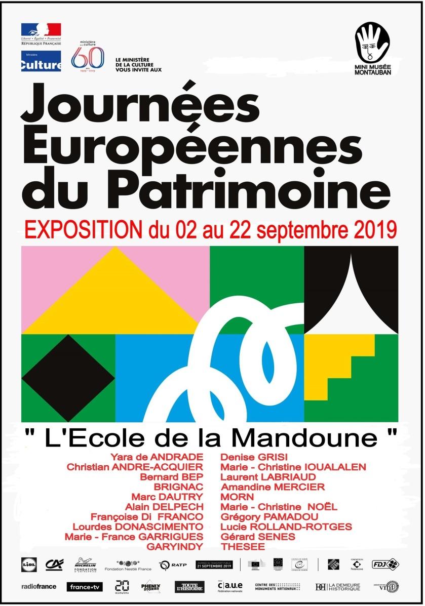 JEP 2019 ECOLE DE LA MANDOUNE - Copie